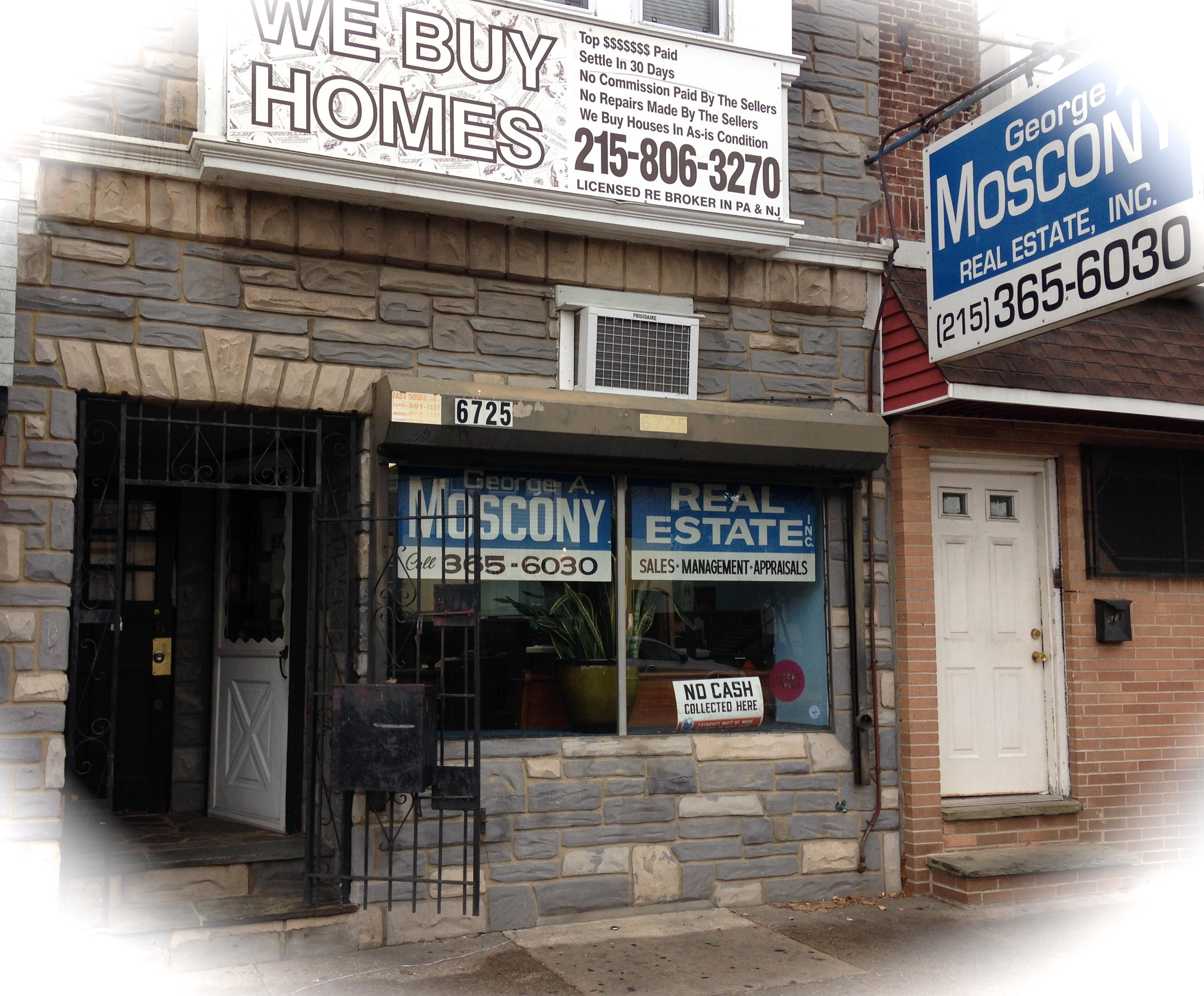 George A Moscony Real Estate Inc