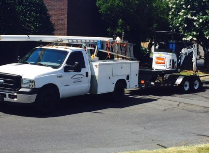 Modern Plumbing Co Of Charlotte Inc Charlotte North