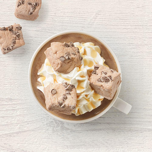 Warm up with our Signature Hot Chocolate