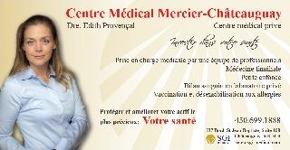 Centre Médical Mercier-Châteauguay