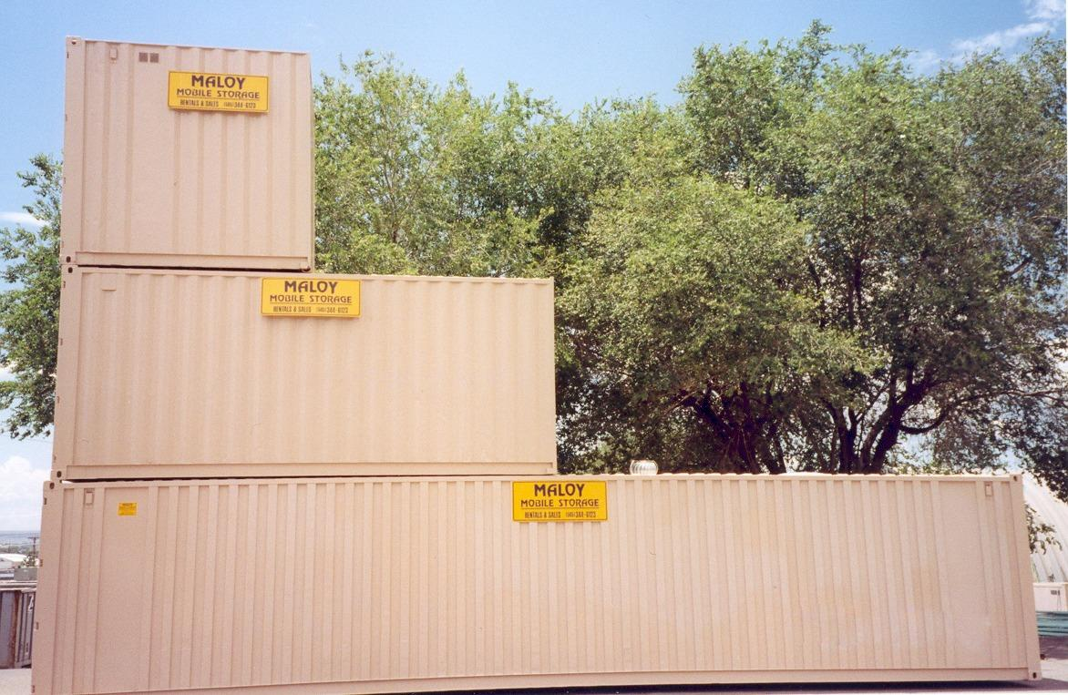 Maloy Mobile Storage In Las Cruces Nm 88011