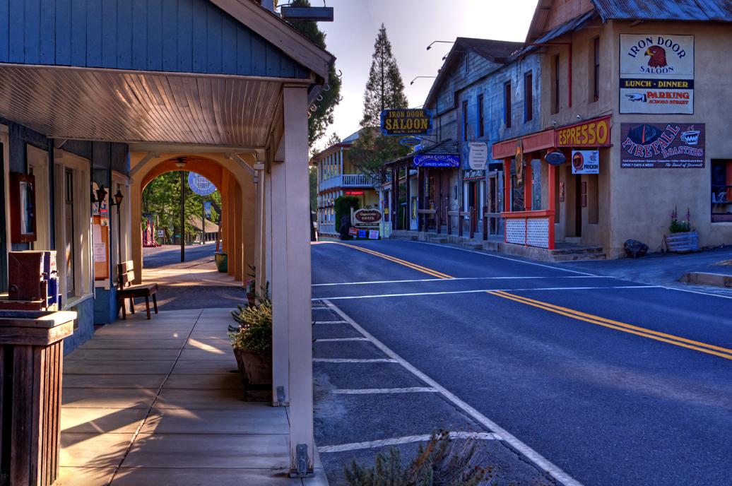 Groveland Hotel-Yosemite National Park