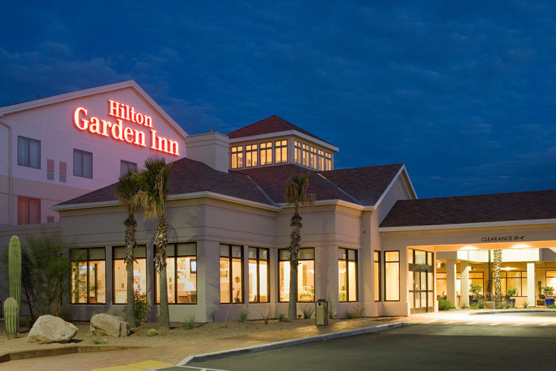 Hilton Garden Inn Tucson Airport In Tucson Az 85756 Citysearch