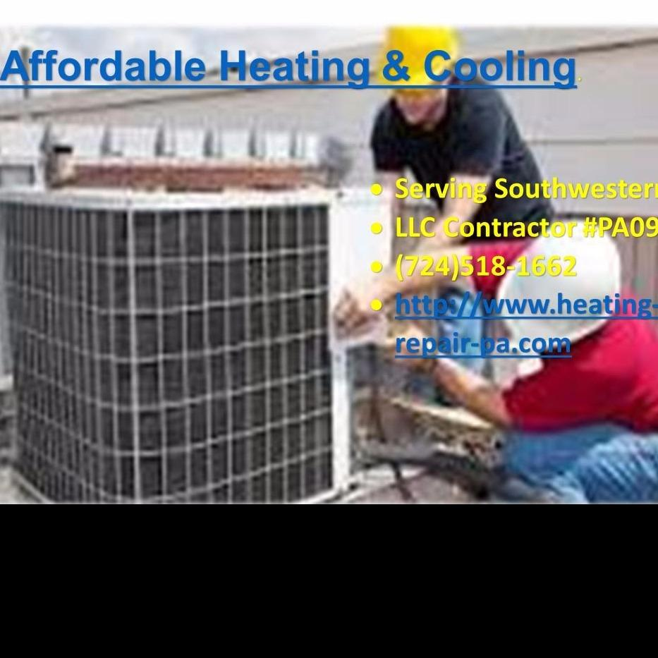 image of the Affordable Heating & Cooling Repair Service