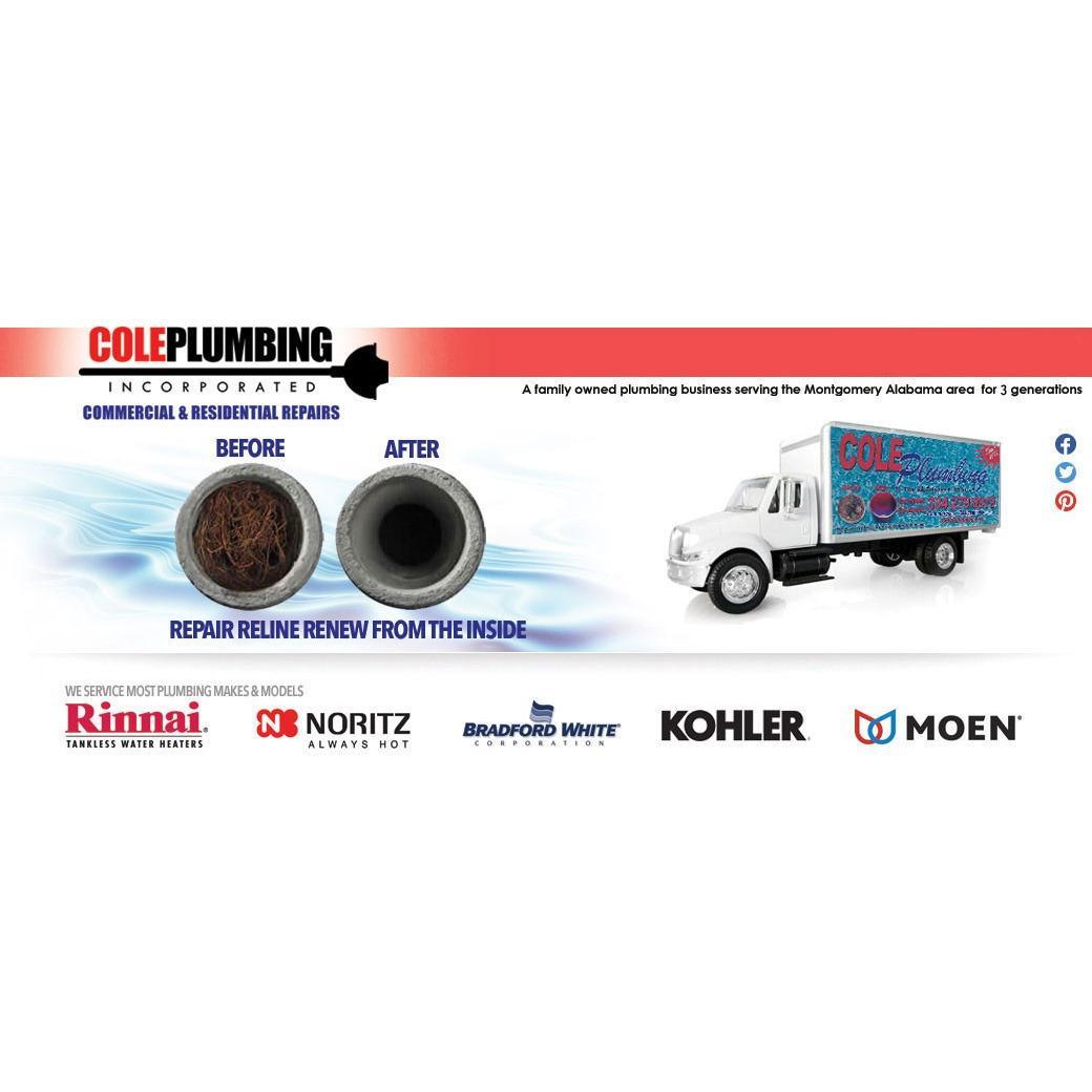Cole Plumbing Inc.