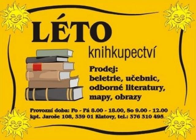 Knihkupectví Léto