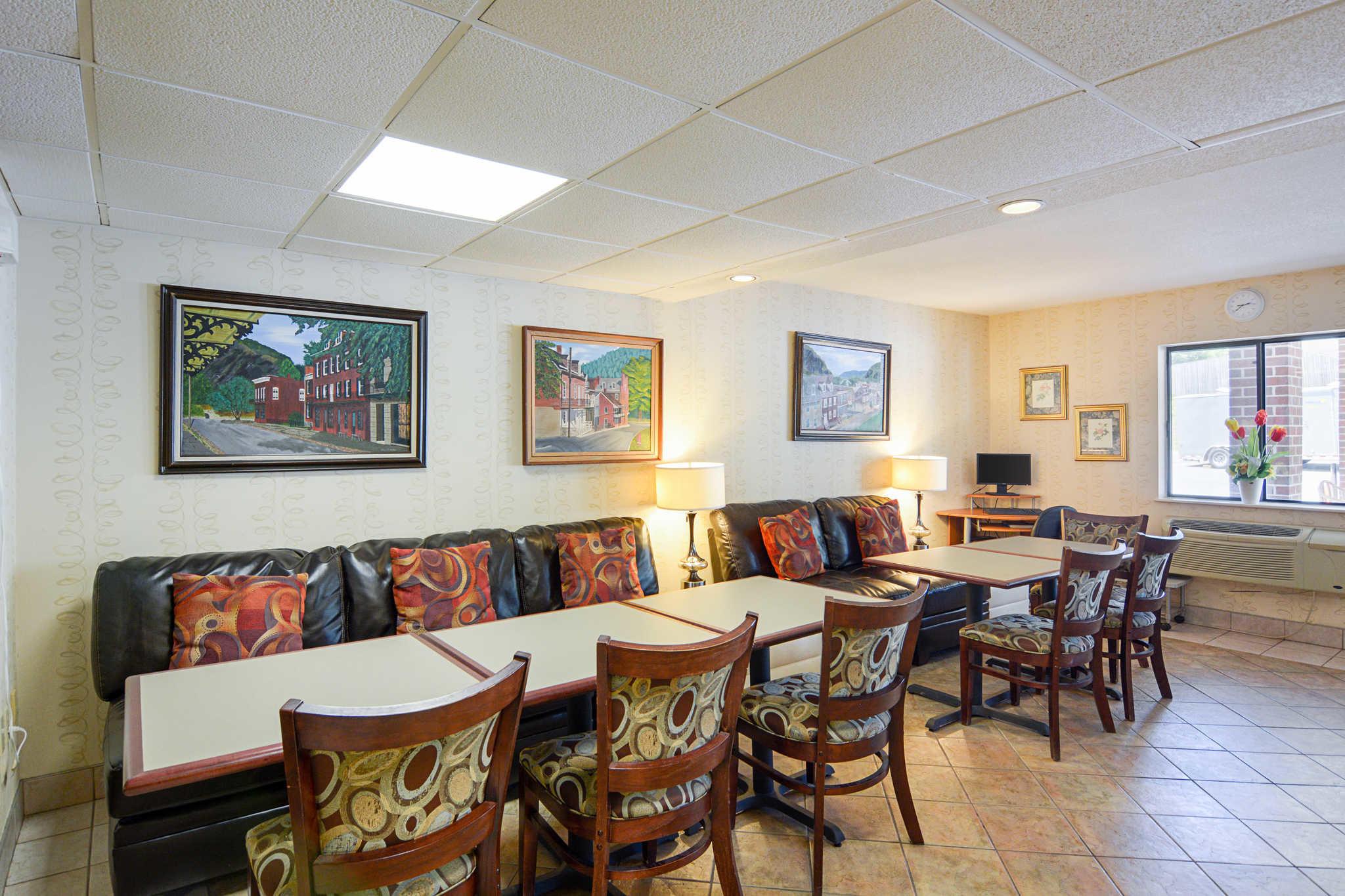 Quality Inn Harpers Ferry West Virginia Wv