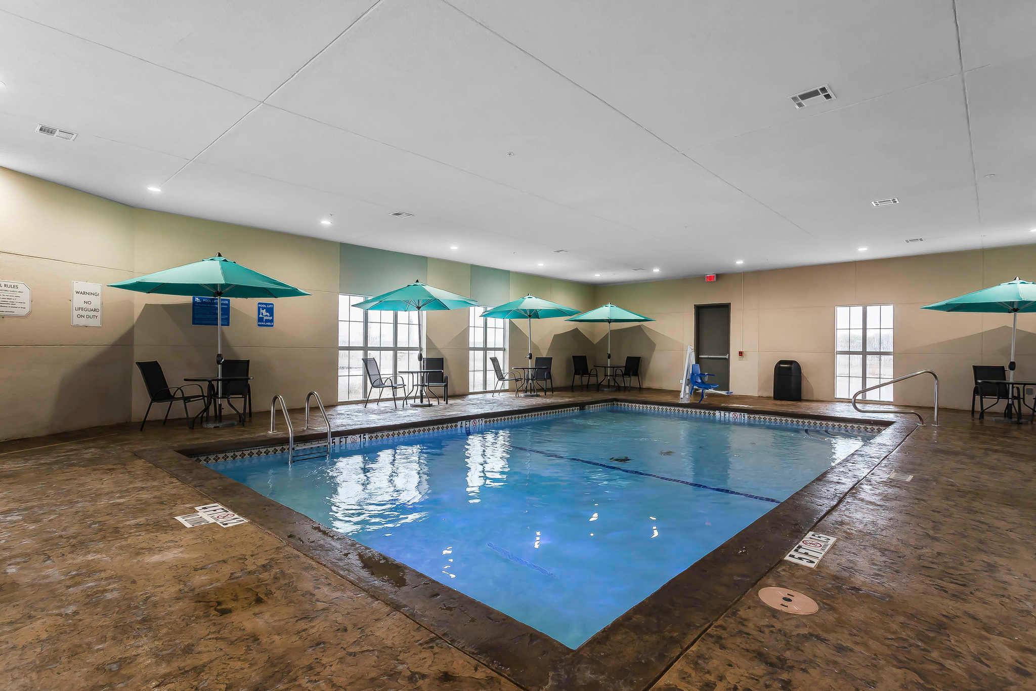 Comfort Suites University In Lubbock Tx 79410