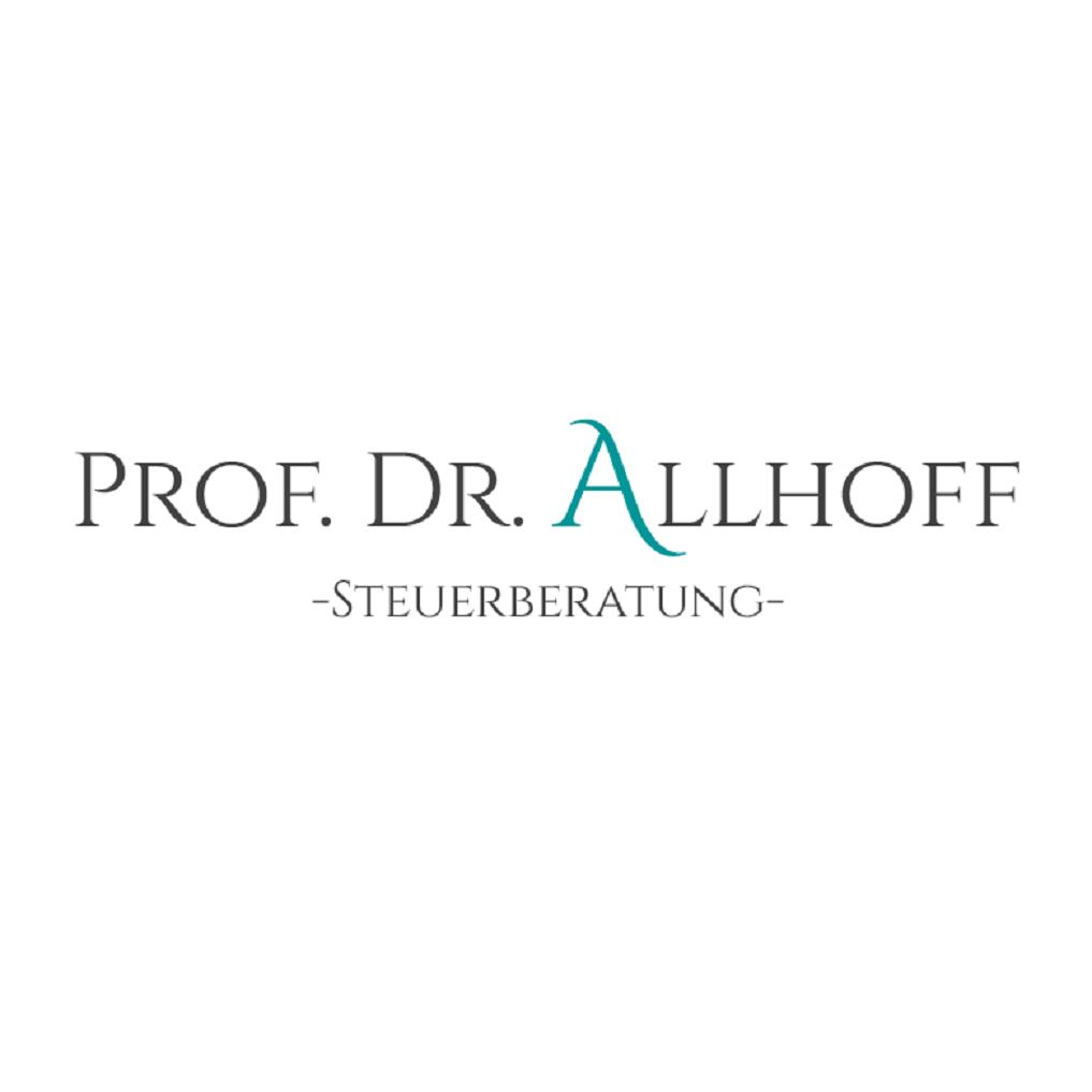 Bild zu Prof. Dr. Reinhold Allhoff - Steuerberatung in Münster