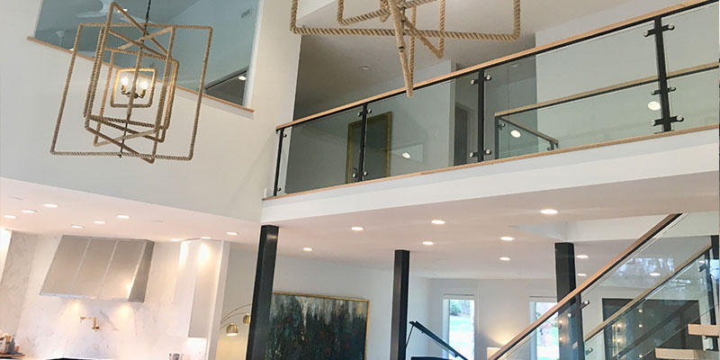 During a remodeling consultation, we will send an interior design expert to your home.