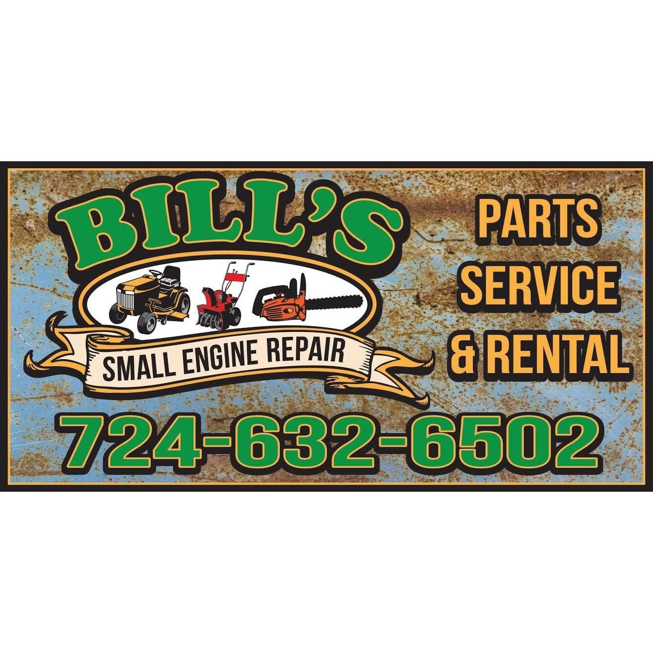 Bill's Small Engine Repair