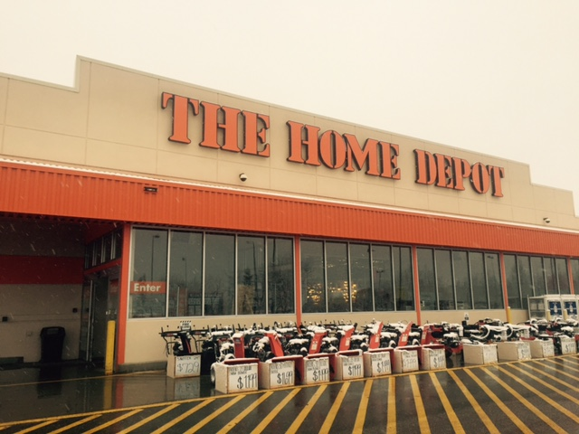 The Home Depot In Anchorage Ak 99508