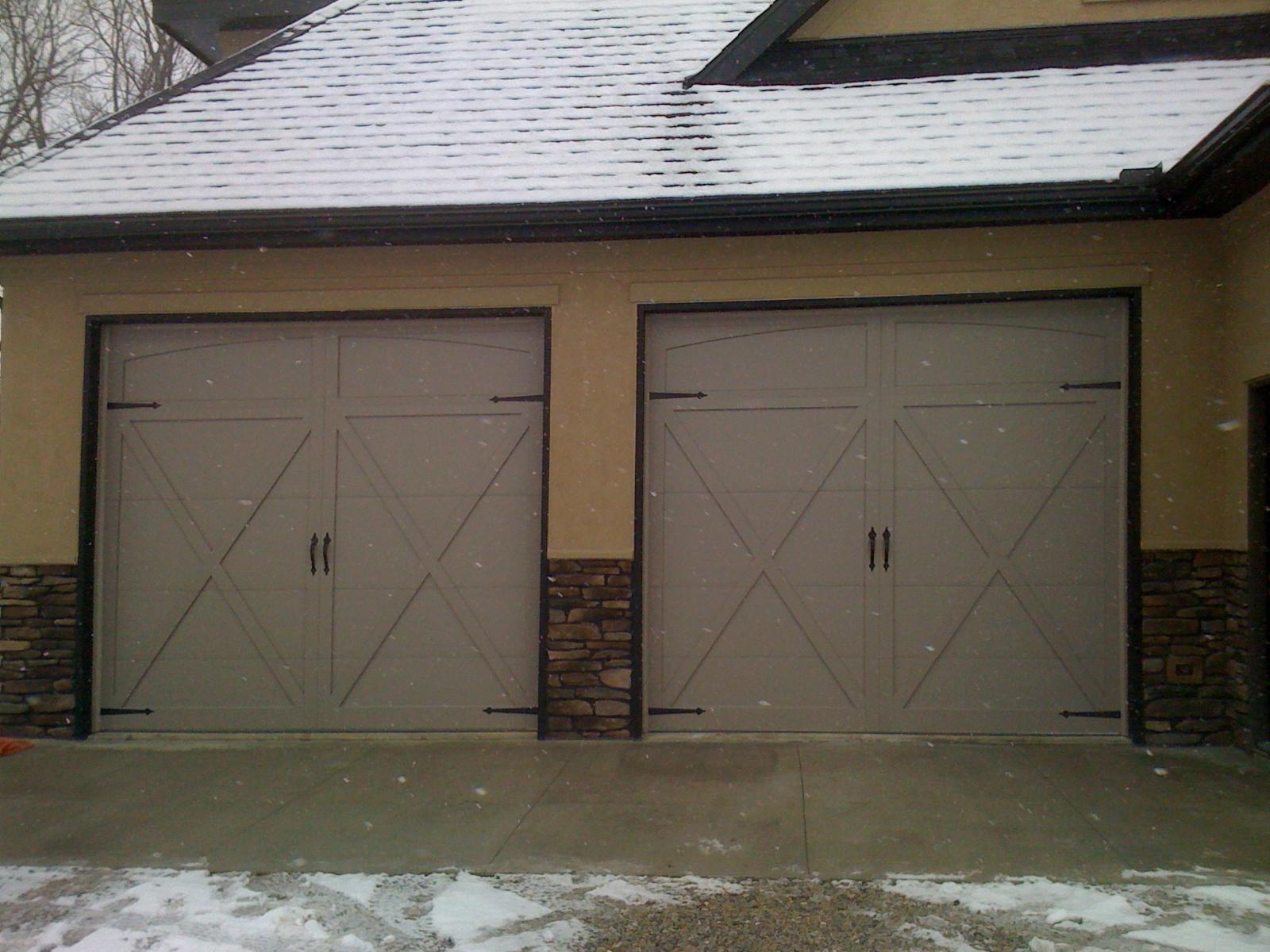 1200 #5C4F40 Custom Garage Doors Ltd In Arcanum OH 45304 ChamberofCommerce.com picture/photo Specialty Garage Doors 36891600