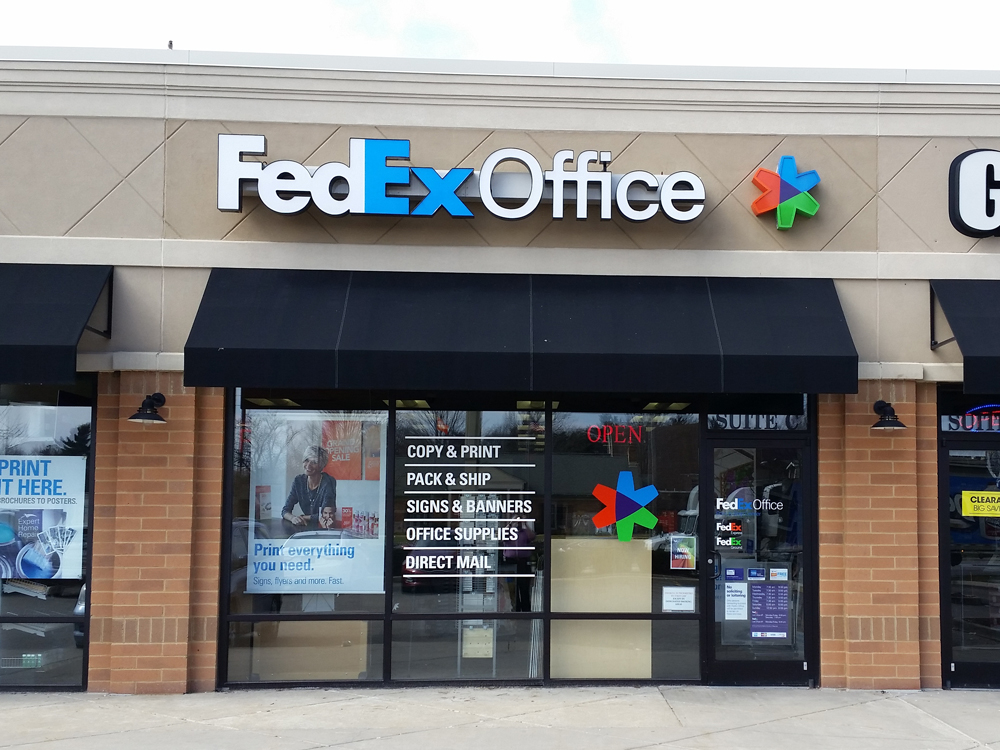 FedEx Office Print & Ship Center, South Bend Indiana (IN ...