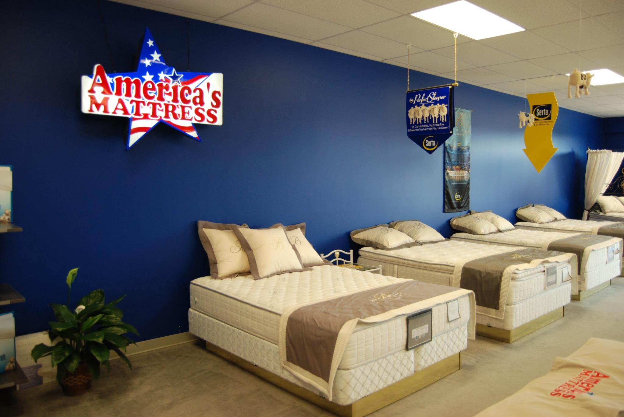 america 39 s mattress coupons near me in hays 8coupons. Black Bedroom Furniture Sets. Home Design Ideas