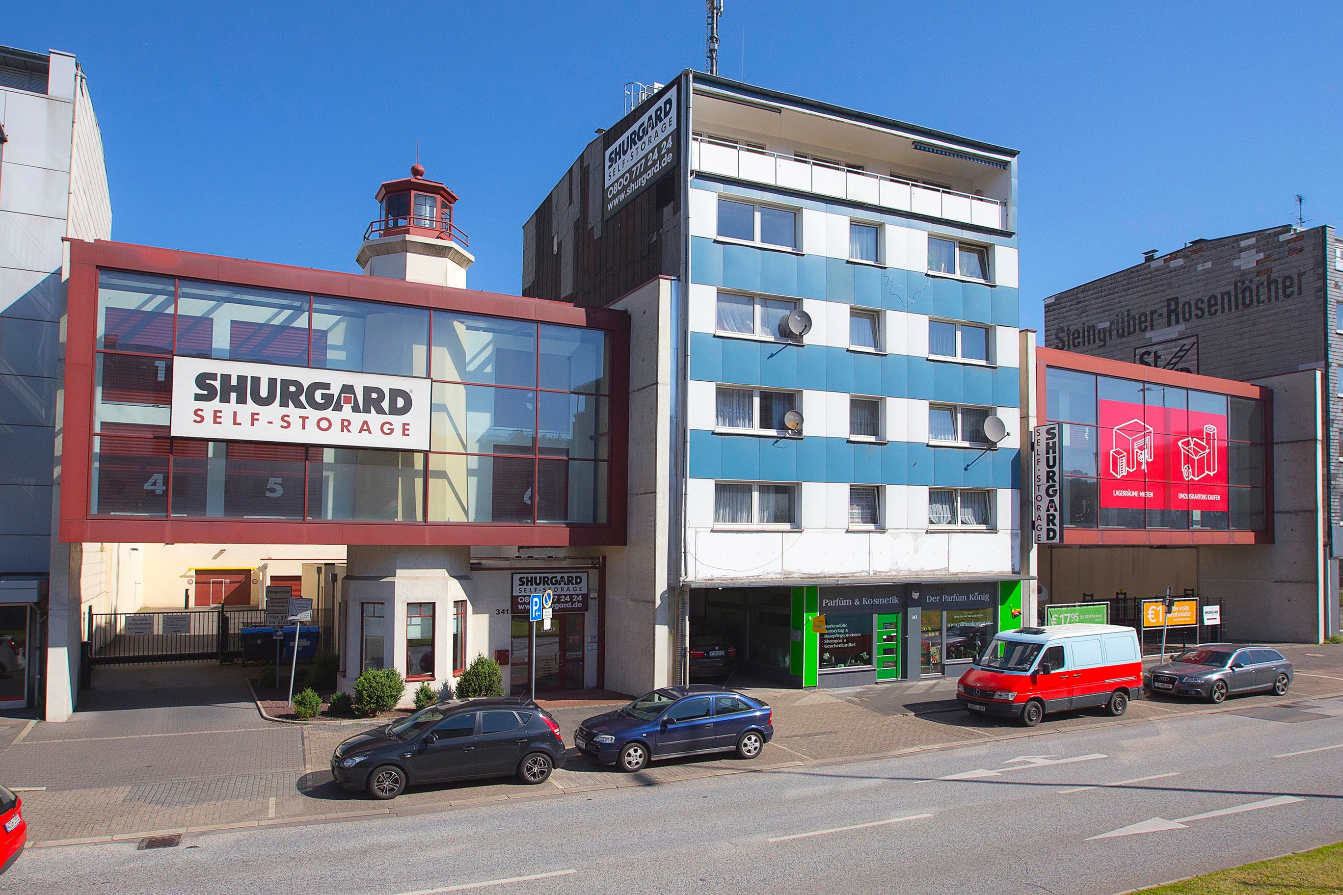 Bilder Shurgard Self-Storage Wuppertal