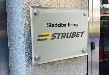 STRUBET Sp. z o.o. Sp.k.