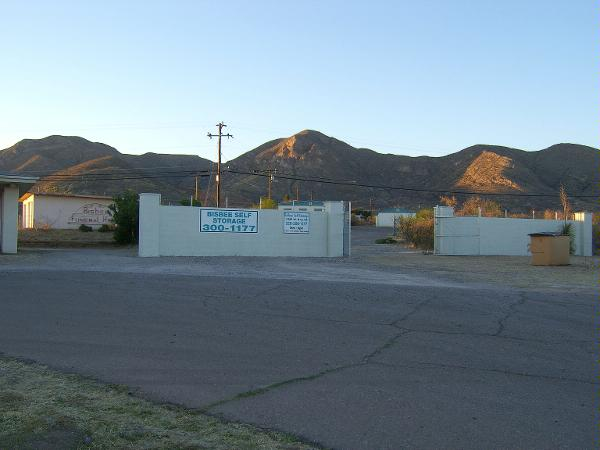 Bisbee Self Storage