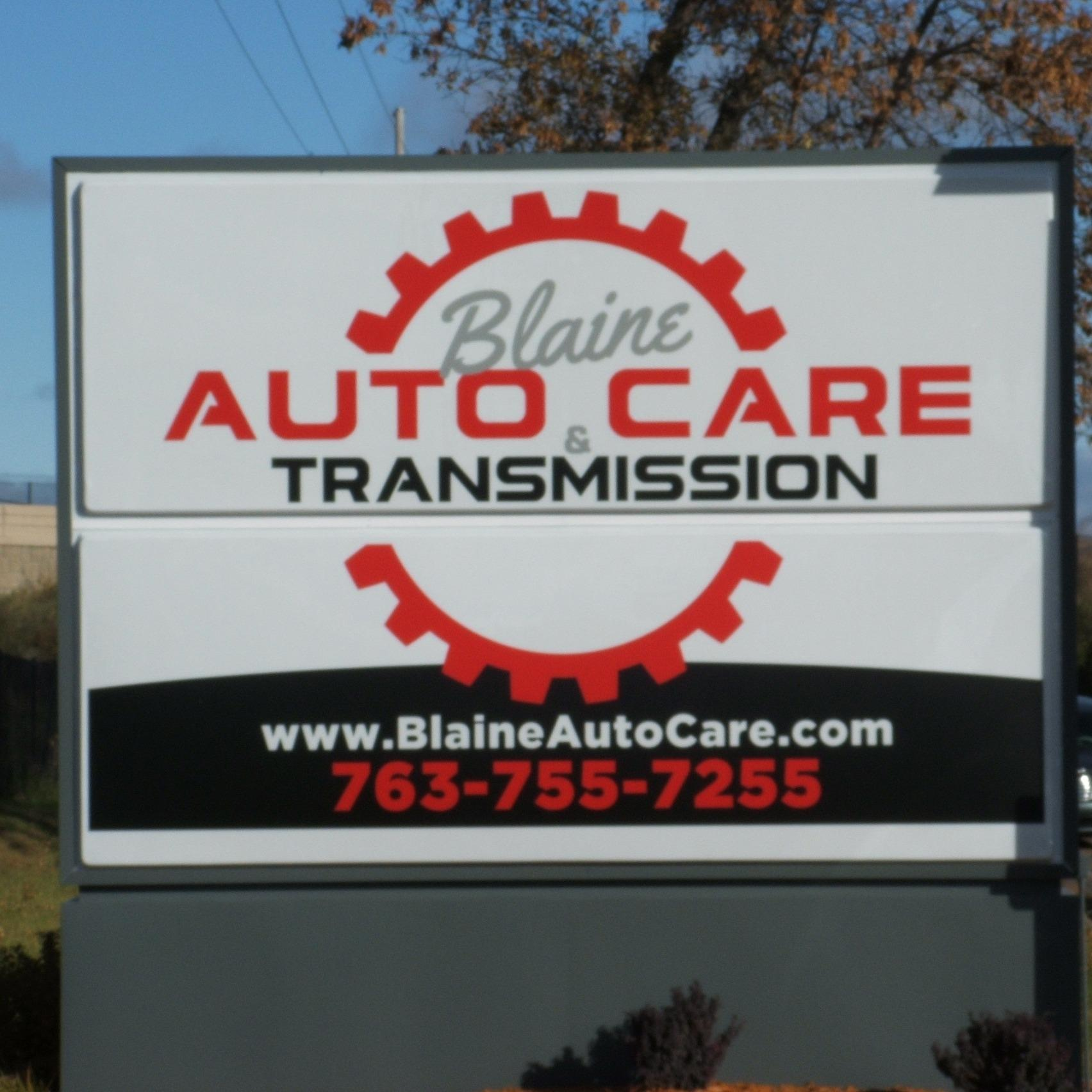Blaine Auto Care & Transmission