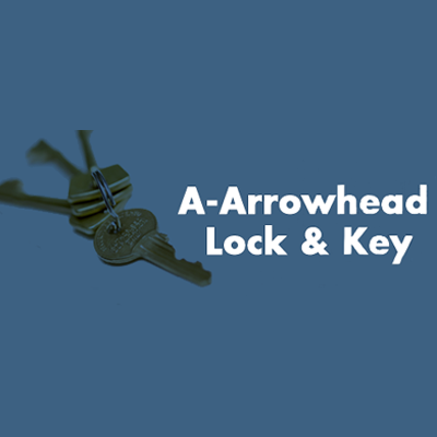A-Arrowhead Lock & Key
