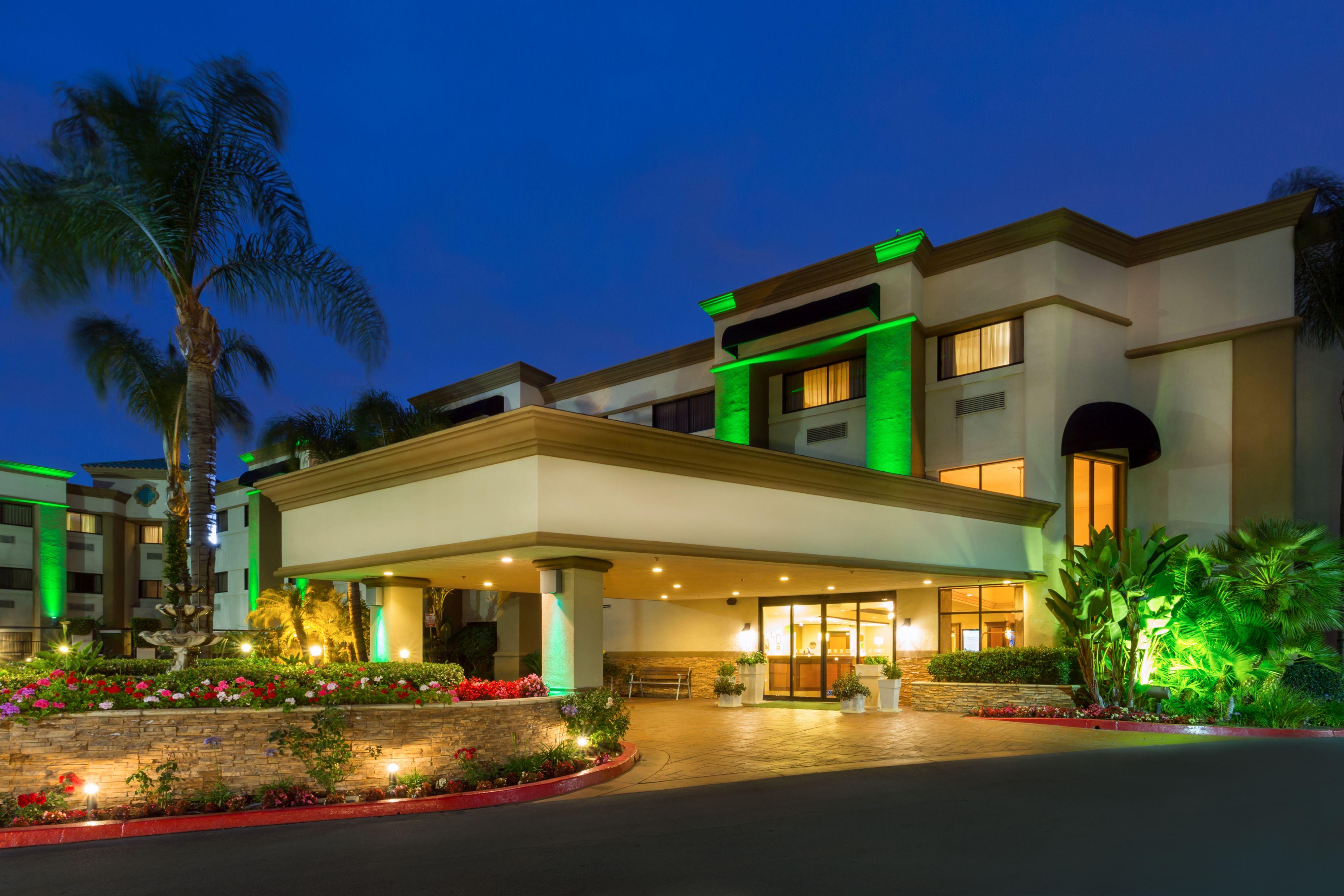 Holiday Inn Santa Ana Orange Co Arpt Coupons Santa Ana Ca