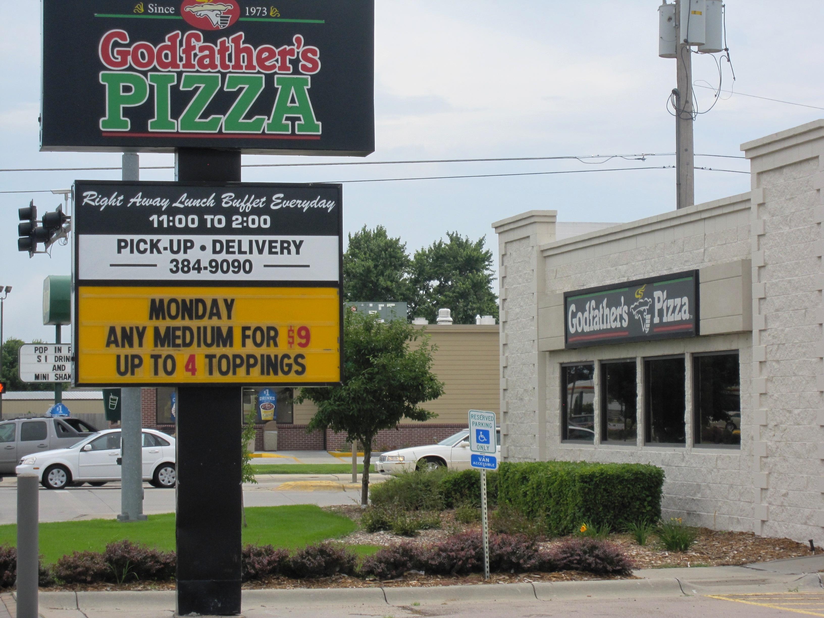 Godfathers Pizza Grand Island Ne