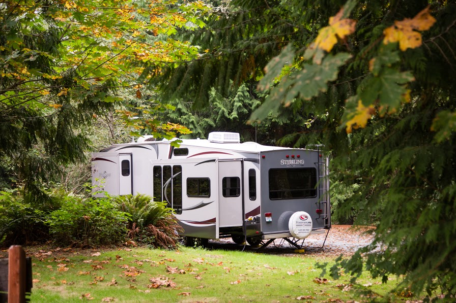 Mount Vernon Rv Campground In Bow Wa 98232