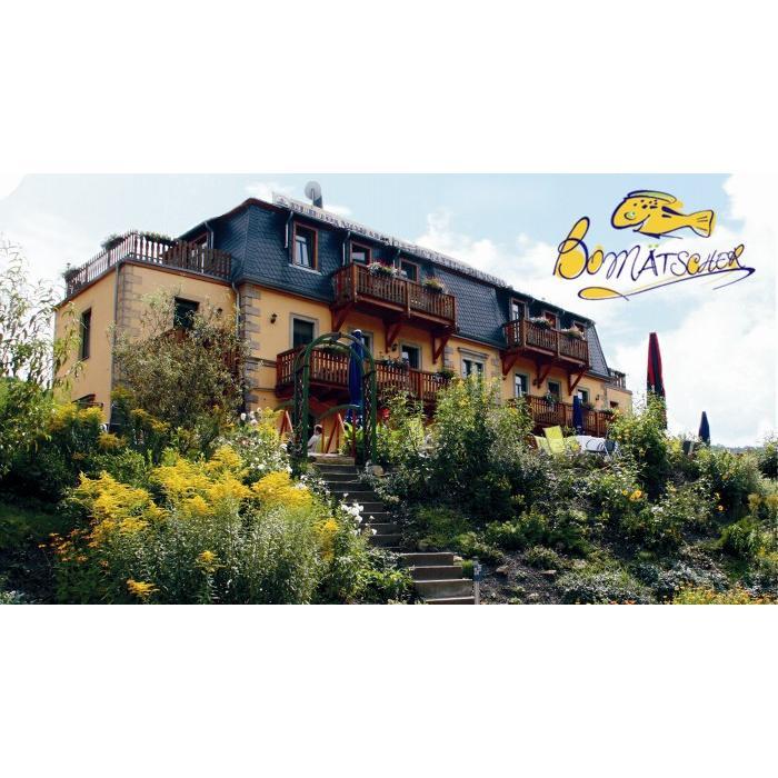 Bild zu Pension & Panoramagaststätte Bomätscher in Königstein in der Sächsischen Schweiz
