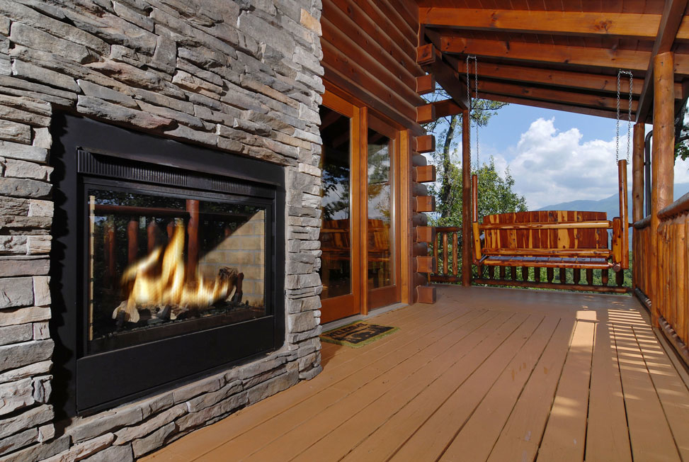 Timber Tops Luxury Cabin Rentals In Sevierville Tn 865
