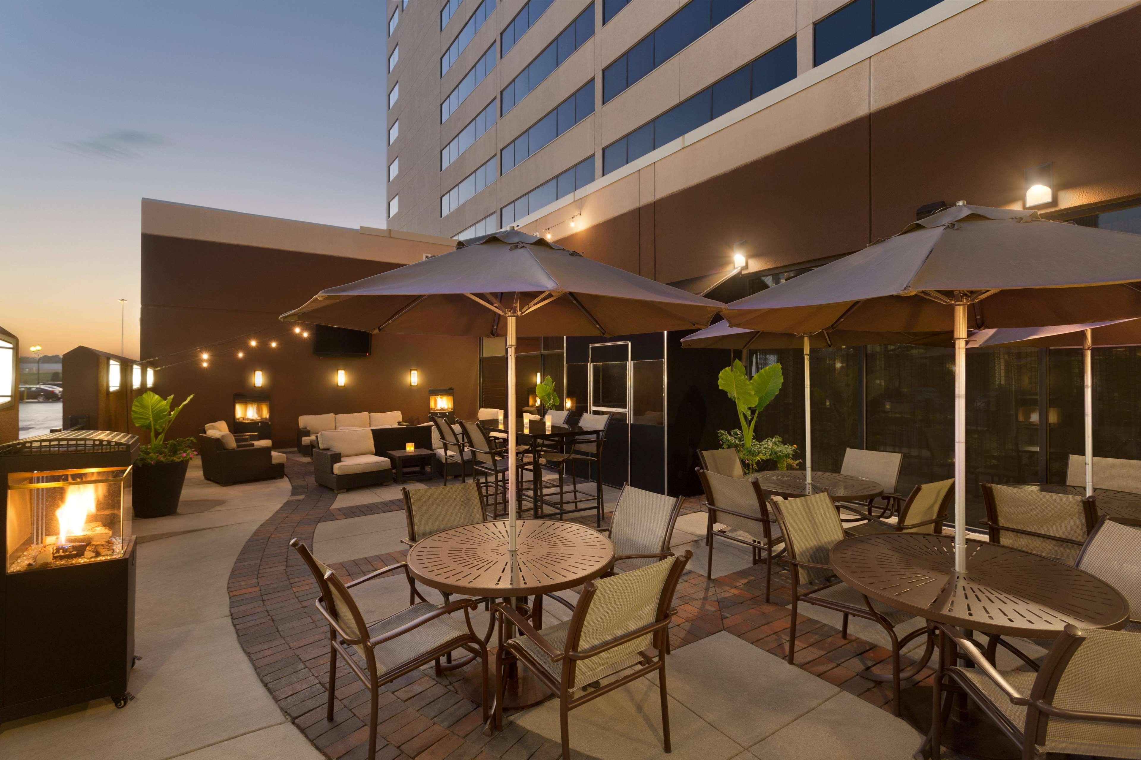 Hilton Chicago Oak Brook Suites Oakbrook Terrace Illinois Il