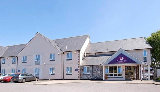 Premier Inn Plymouth City Lockyers Quay