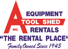A Tool Shed Equipment Rental - Campbell