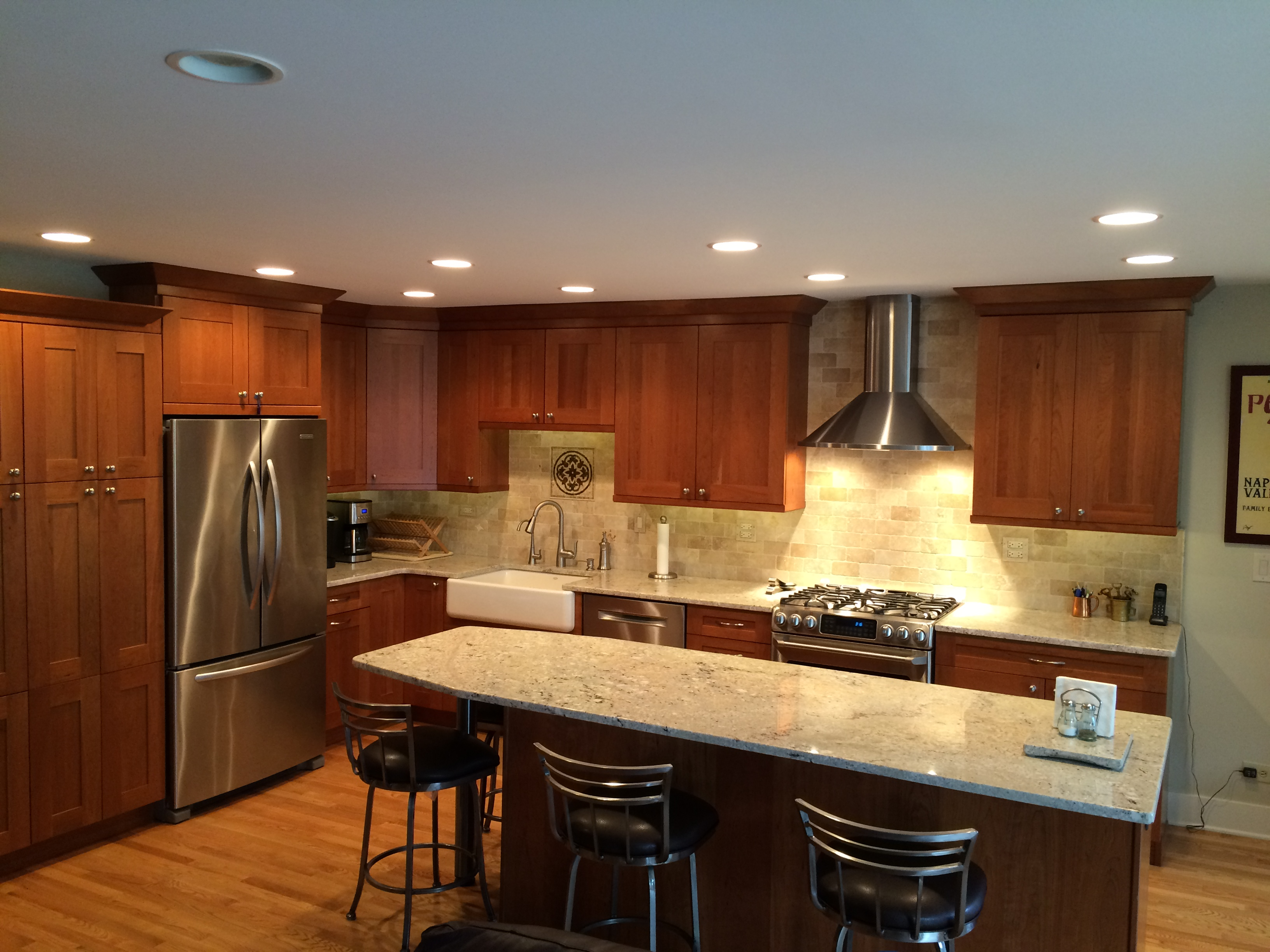 Kitchen discounters of america inc lake zurich illinois for Kitchen design zurich