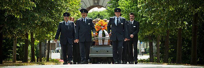 Bestattungsdienst der Stadt Nürnberg