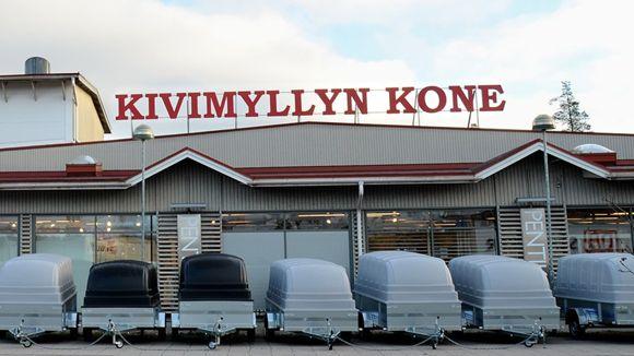 Comarcon Oy / Kivimyllyn Kone