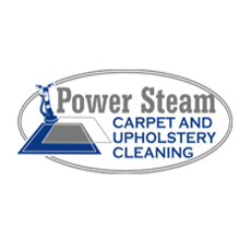 Power Steam Carpet and Upholstery Cleaning