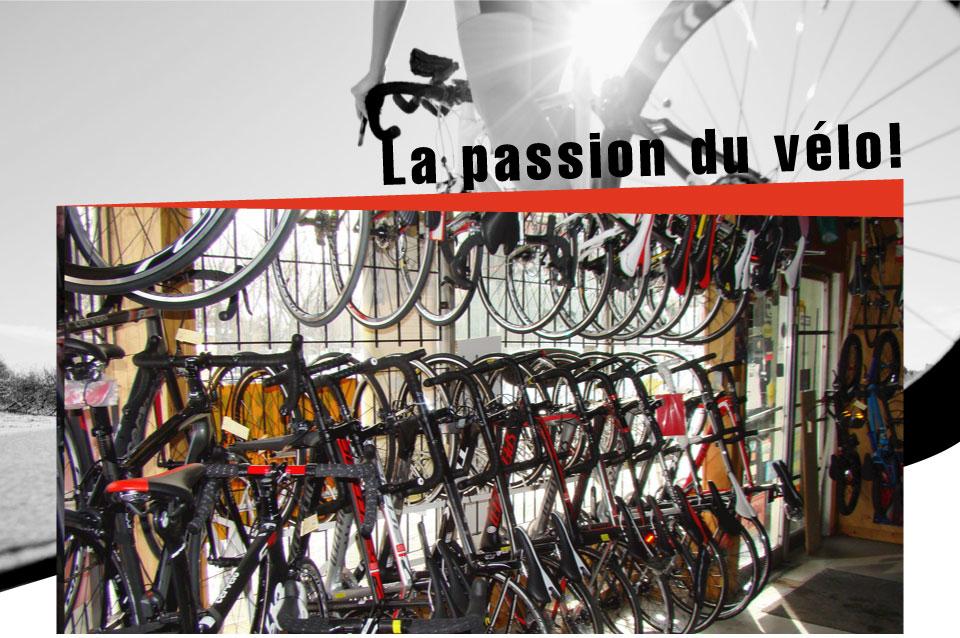 Bicyclettes Montréal Nord