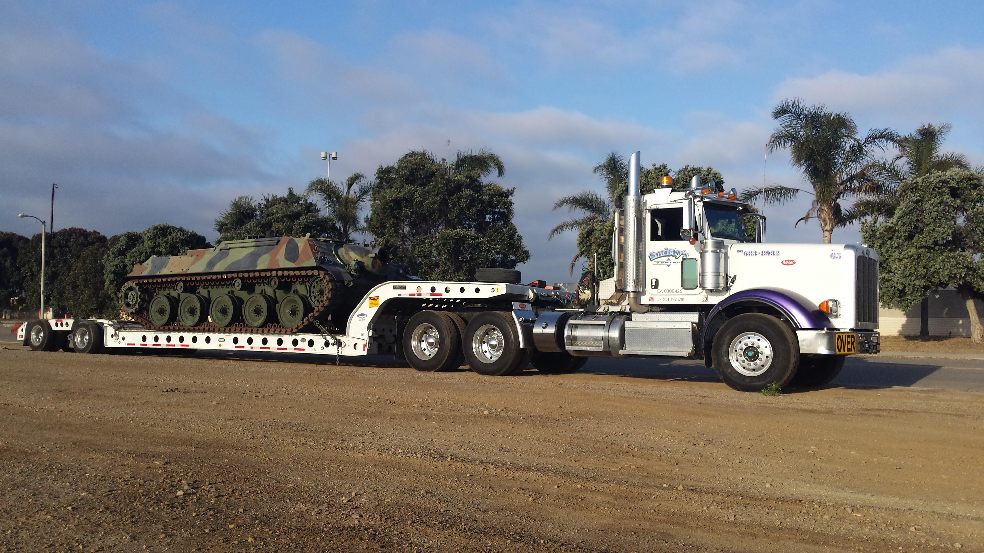 Smitty's Towing, Santa Maria California (CA ...