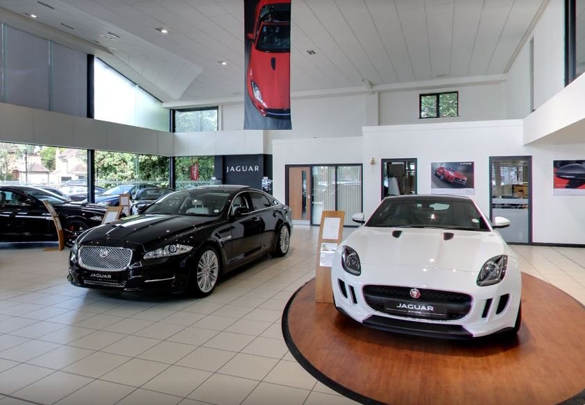 Listers Jaguar, Solihull