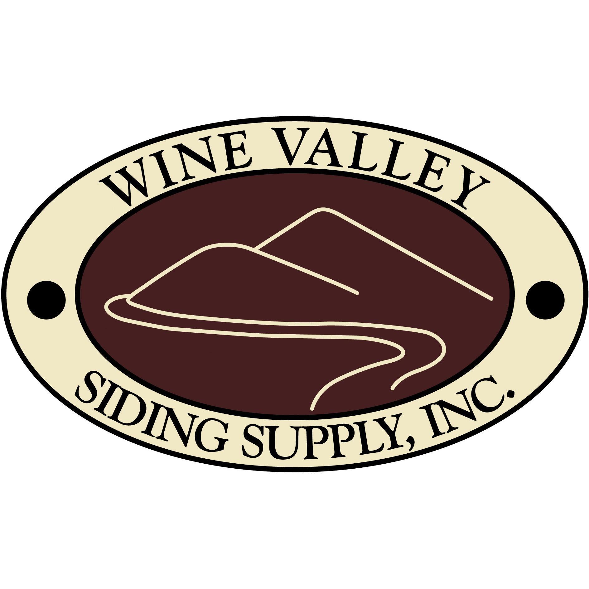 Wine Valley Siding Supply, Inc.