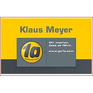Bild zu Klaus Meyer Kfz.-Meisterbetrieb in Achim bei Bremen