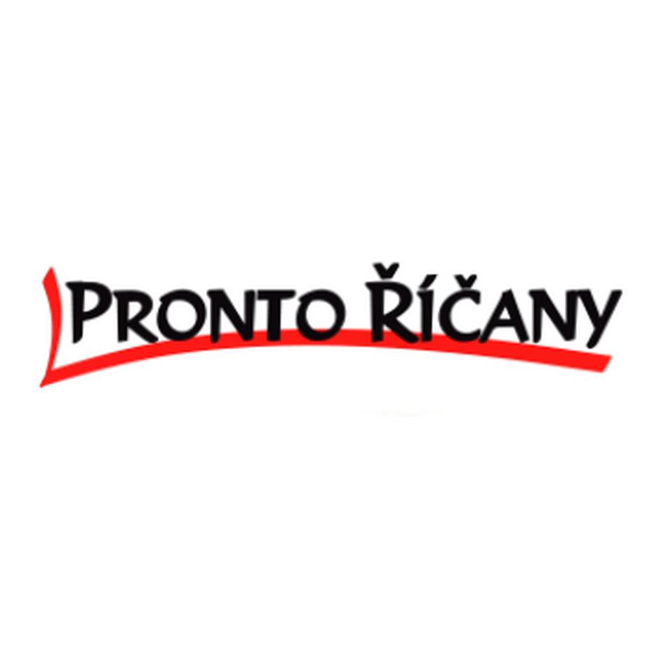 PRONTO Říčany spol. s r.o. Logo