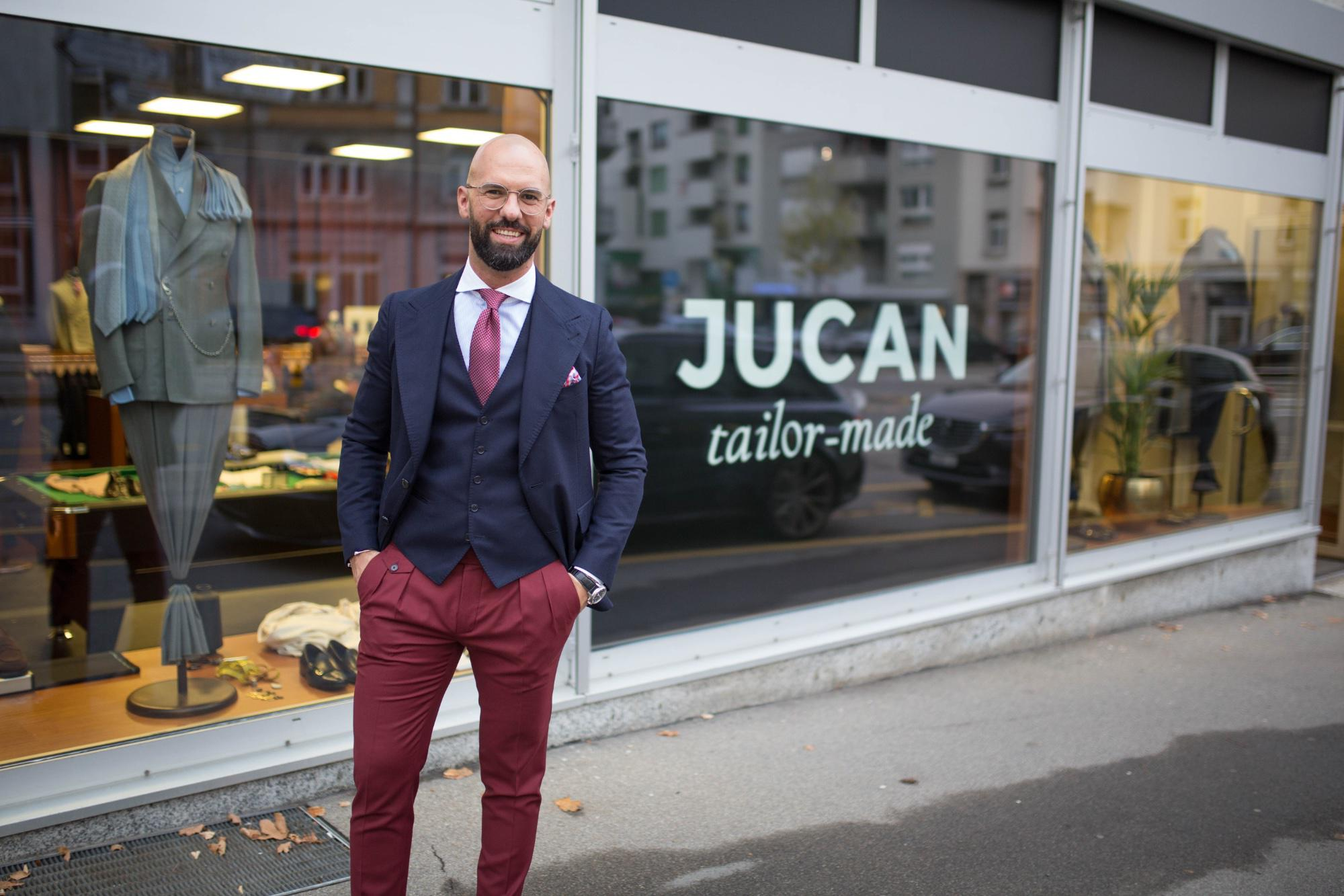 Jucan tailor-made