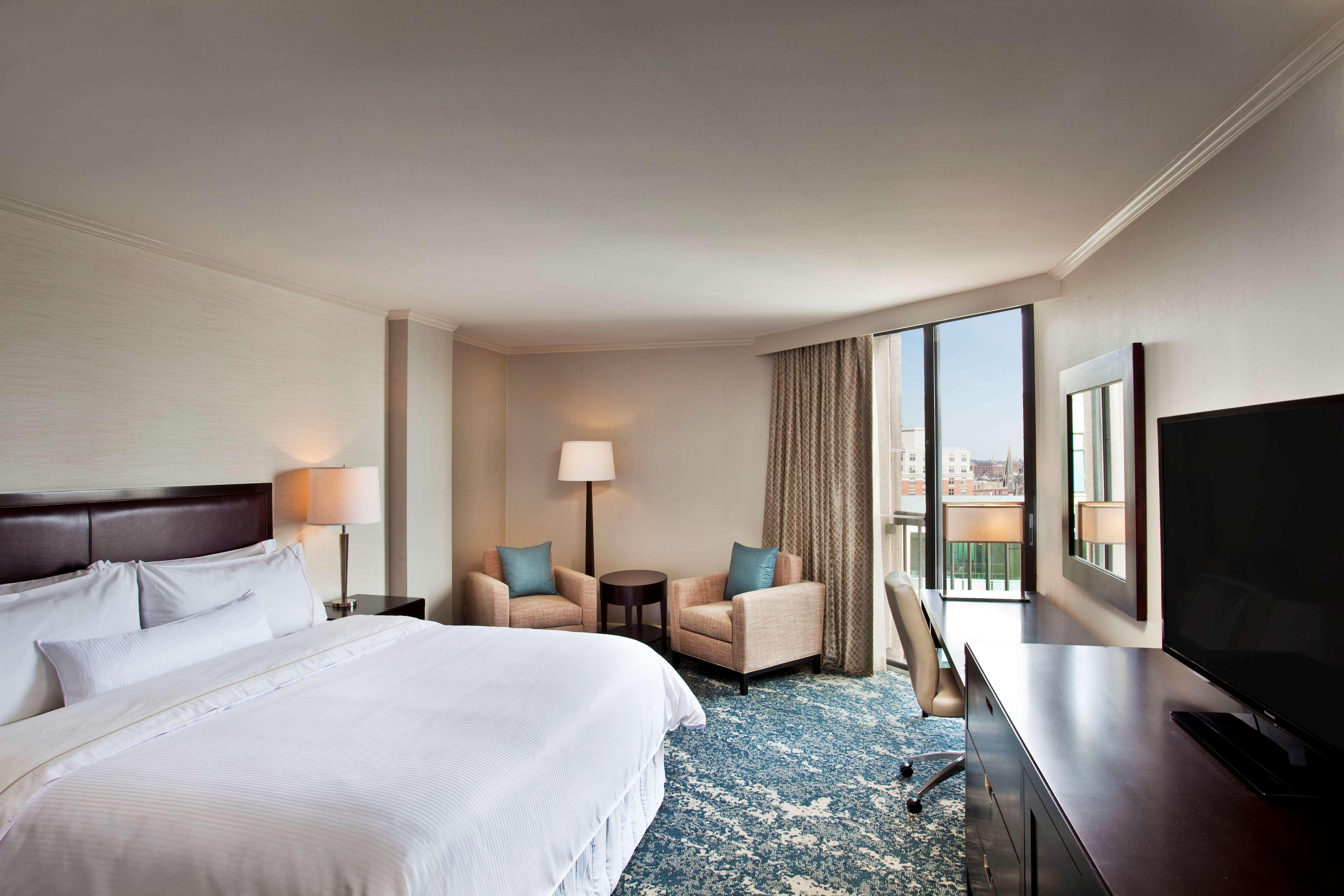 Walter E. Washington Convention Center Hotel | Marriott