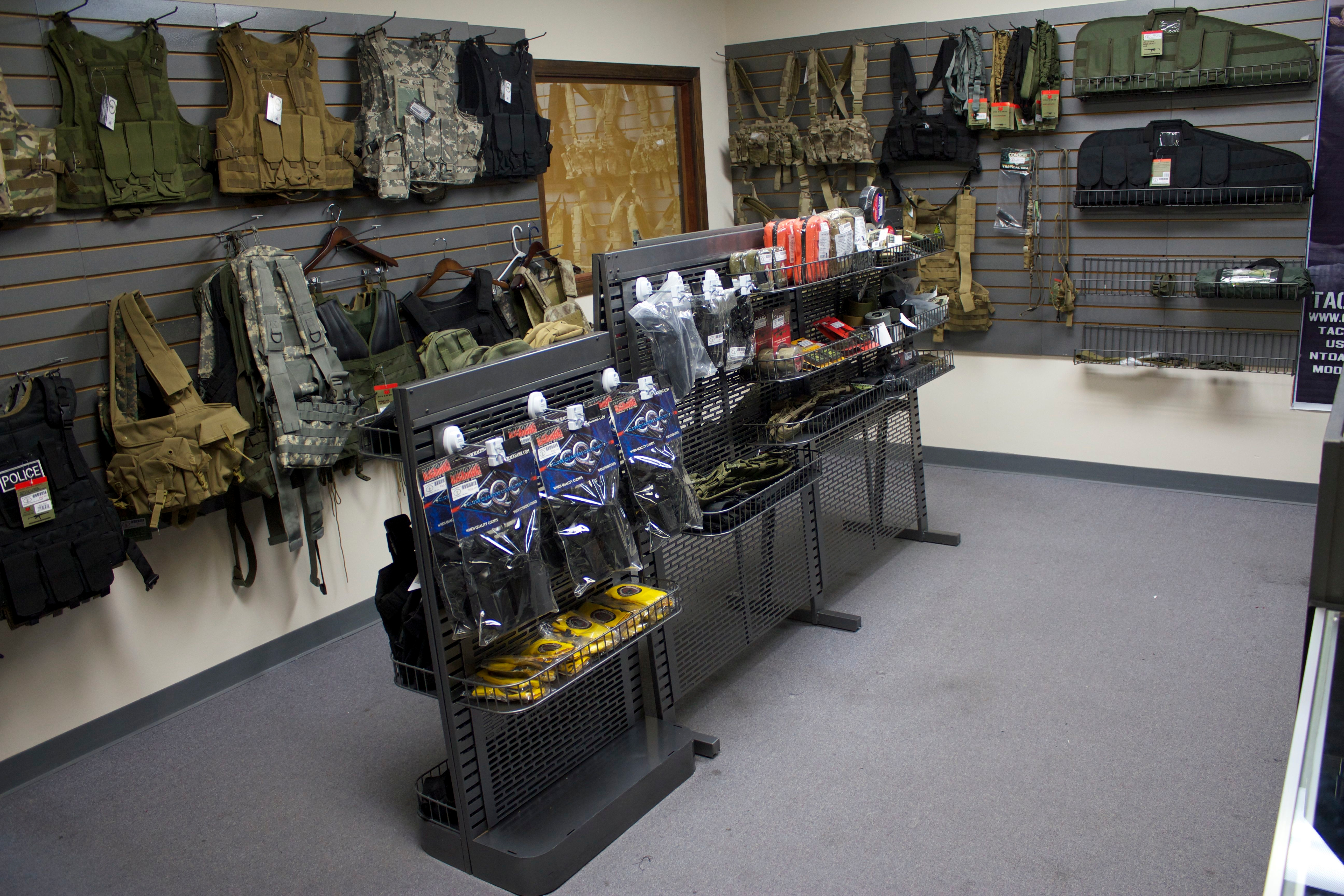 Airsoft Store Battlefield Tactical Solution