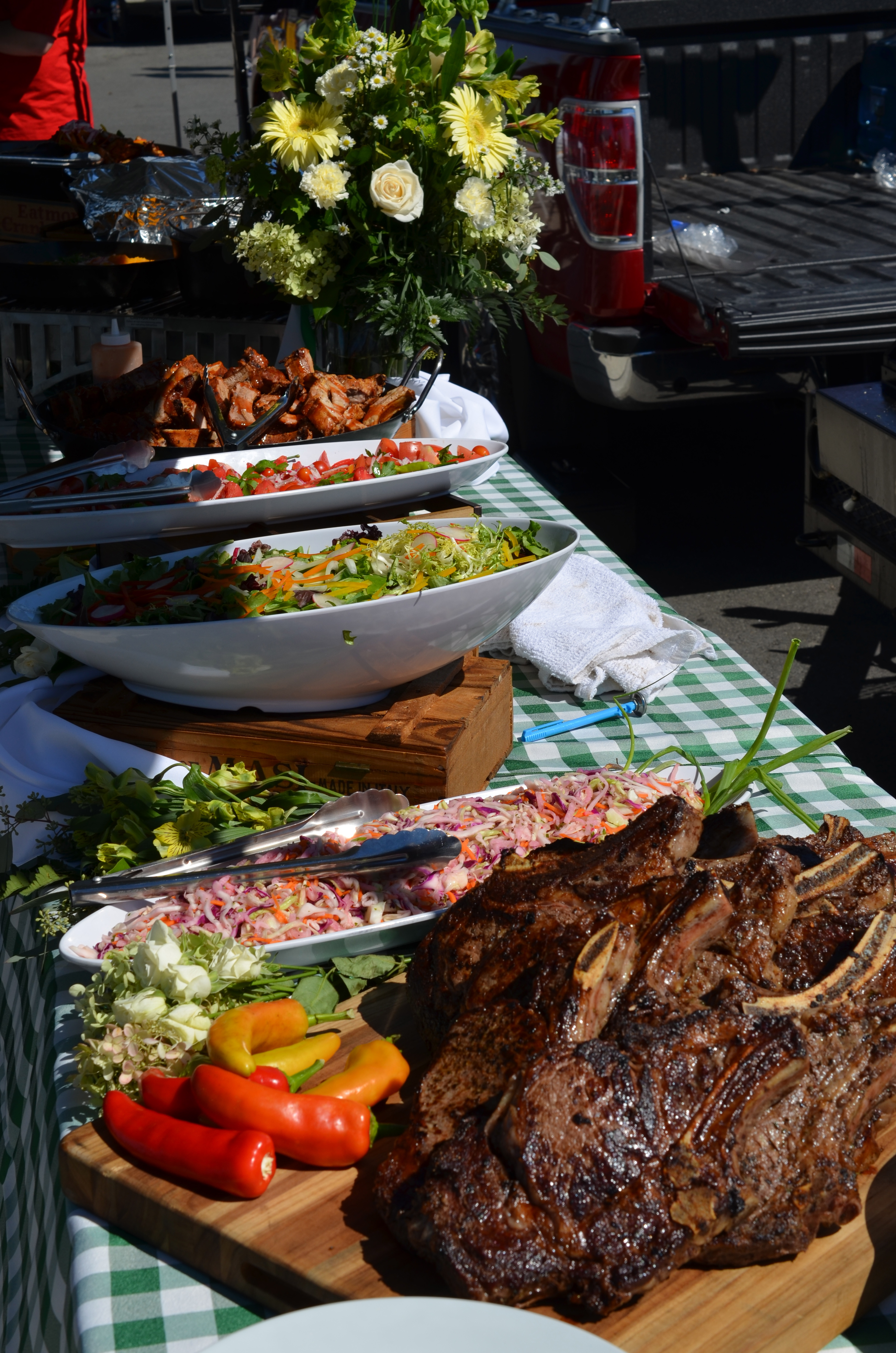 All Smoked Up BBQ & Catering