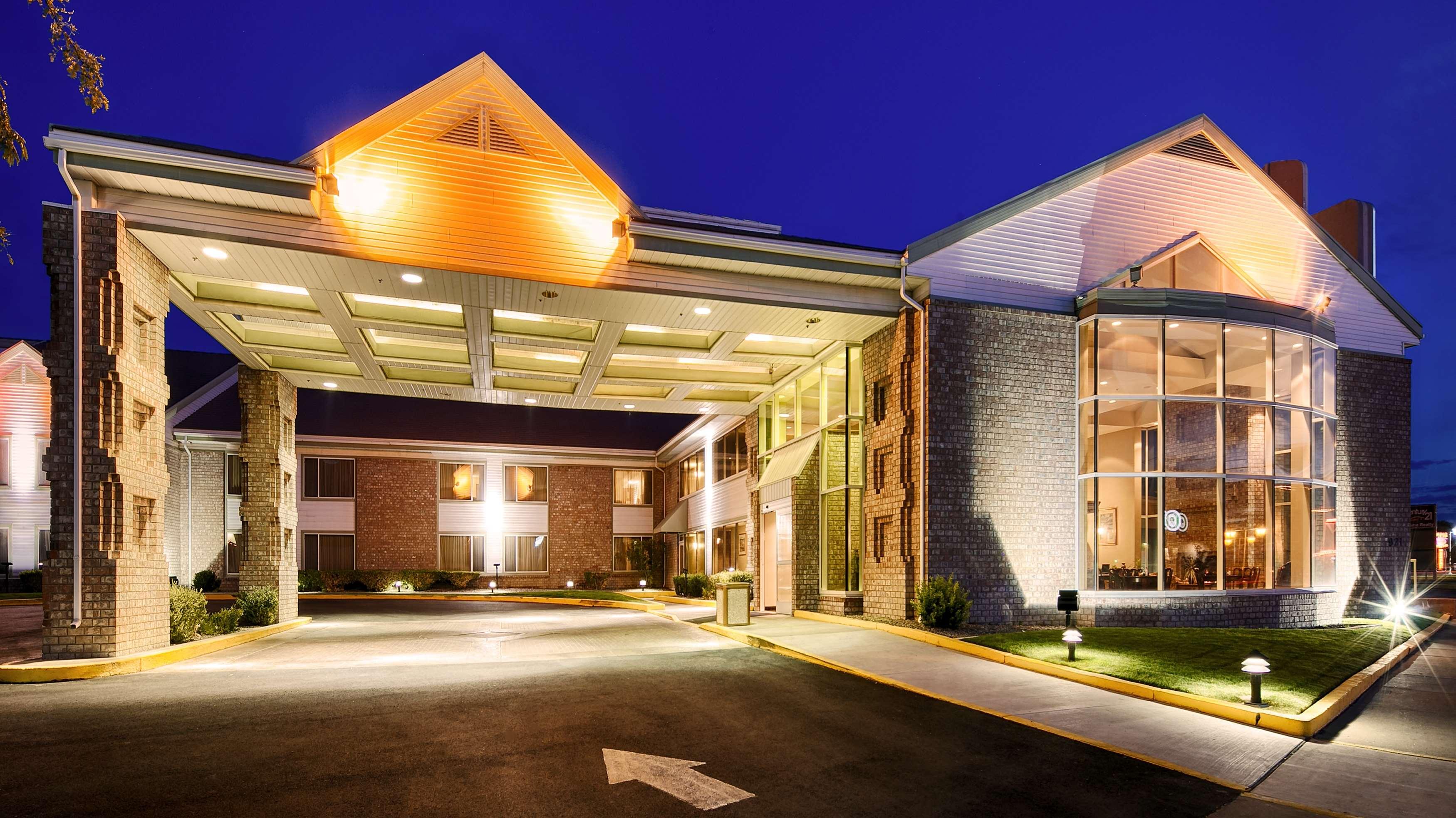 Best Western Plus Gold Country Inn