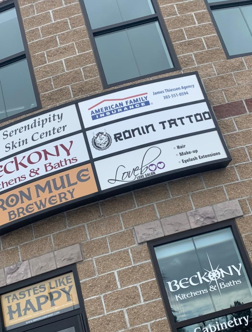Ronin Tattoo and Gallery