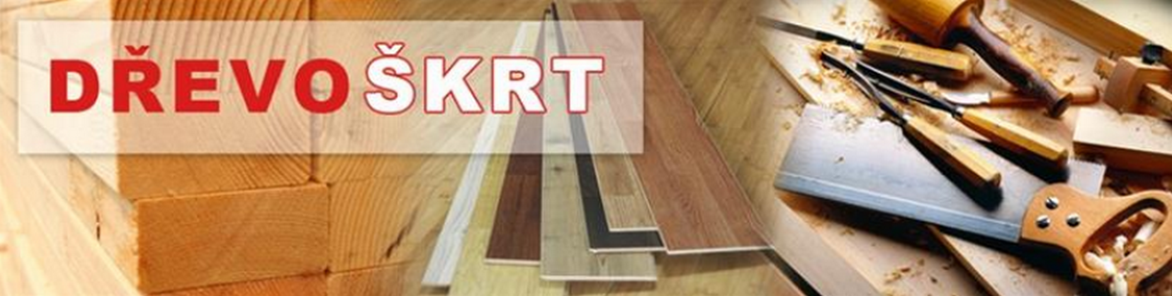Dřevoškrt - dřevoprodej Domažlice