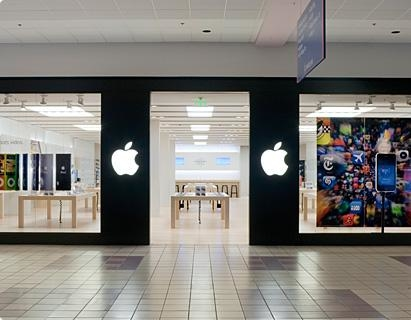 Apple Store, Crossgates